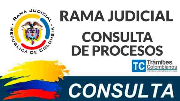 Consulta de Procesos Judiciales | Rama Judicial