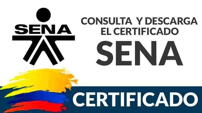 SENA Consulta y Descargar su Certificado Digital