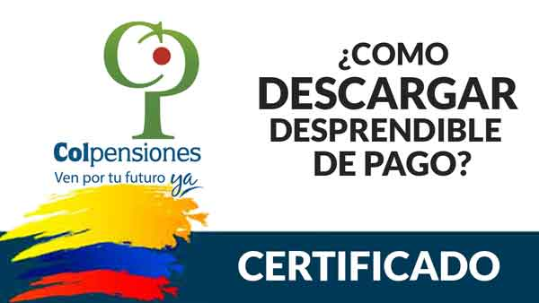 colpensiones desprendibles